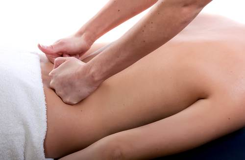 Deep Tissue Massage in Newbridge