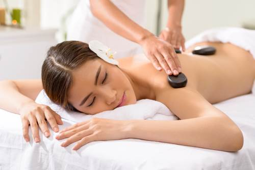Hot Stone Massage in Kildare