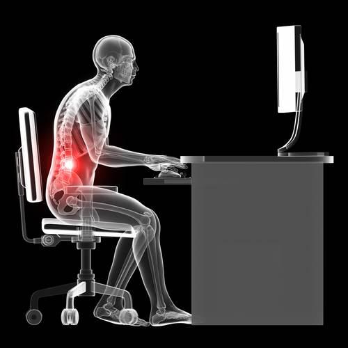 posture rsi