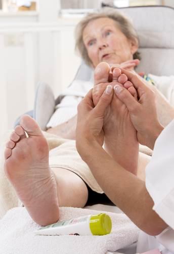 reflexology patient care nursing home, hpsoice hospitals